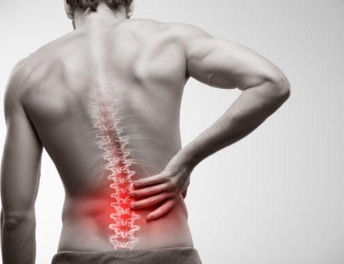 腰痛 – 脊骨錯位