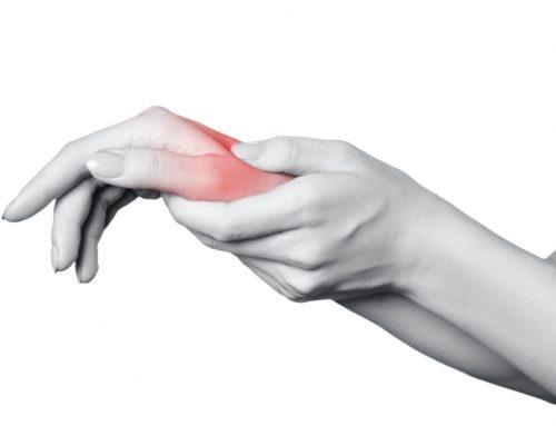 手腕痛 – 媽媽手