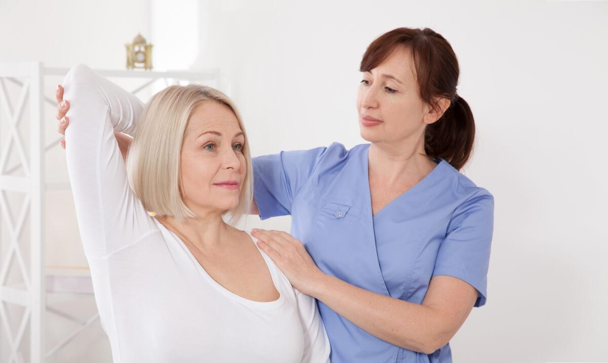 肩周炎治療