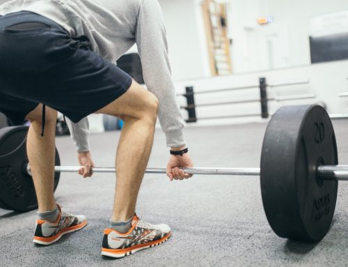 硬拉 Deadlift