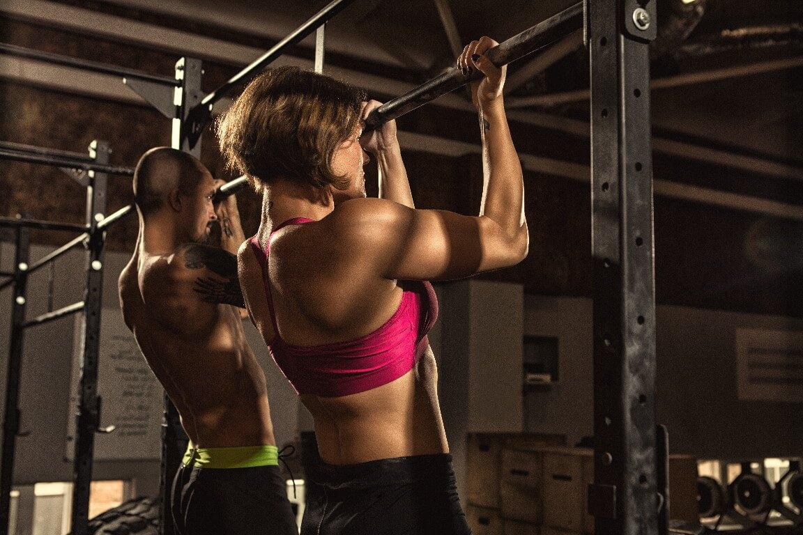 力量訓練 引體向上