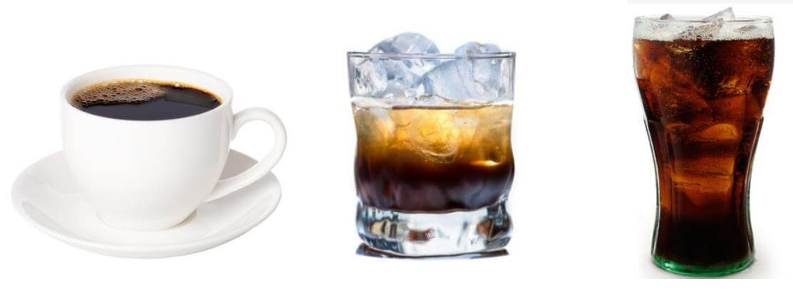 骨質疏鬆減少喝咖啡、減少喝酒精、減少喝汽水